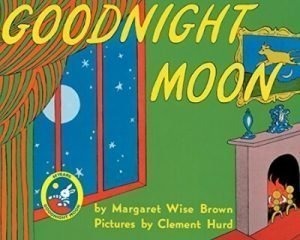 book cover Goodnight Moon by Margaret Wise Brown