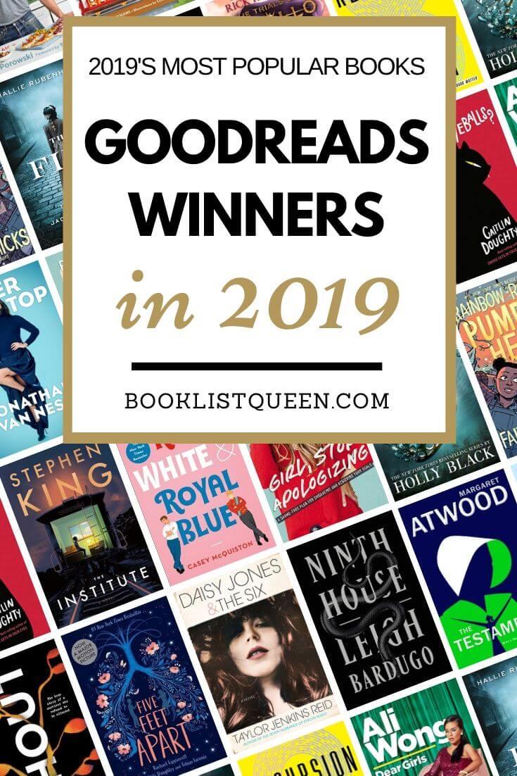 Goodreads Awards Winners in 2019