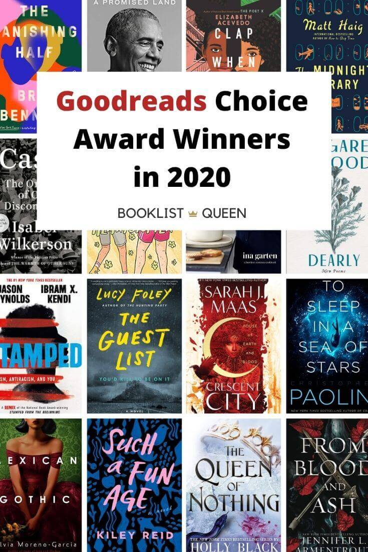 Goodreads Choice Awards 2020