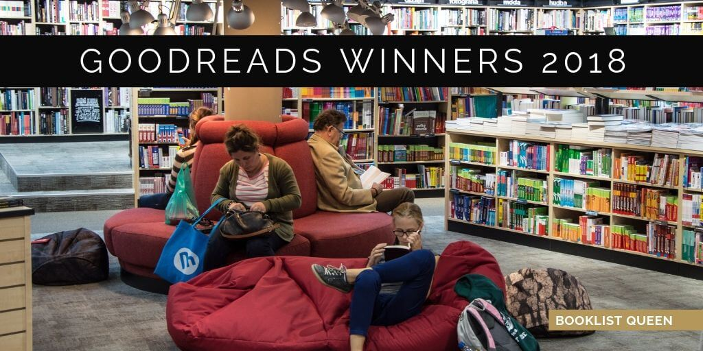 Goodreads Winners 2018