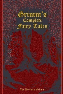 book cover Grimm's Complete Fairy Tales