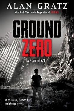 book cover Ground Zero by Alan Gratz