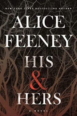 book cover His & Hers by Alice Feeney