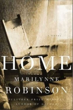 book cover Home by Marilynne Robinson
