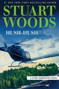 book cover Hush-Hush by Stuart Woods