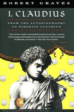 book cover I, Claudius by Robert Graves