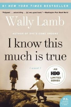 book cover I Know This Much is True by Wally Lamb