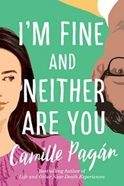 book cover I'm Fine and Neither Are You by Camille Pagan