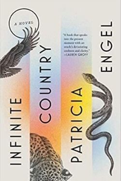 book cover Infinite Country by Patricia Engel