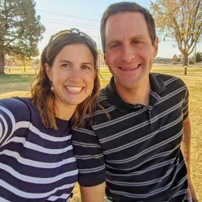 Rachael and Mark