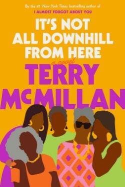 book cover It's Not All Downhill From Here by Terry McMillan