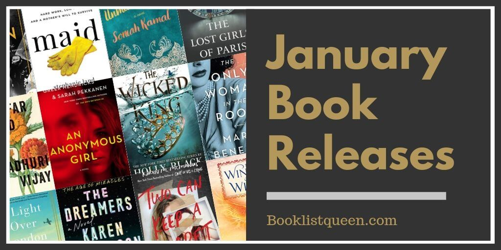 January Book Releases