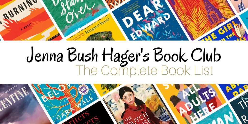 Jenna Bush Hager Book Club List
