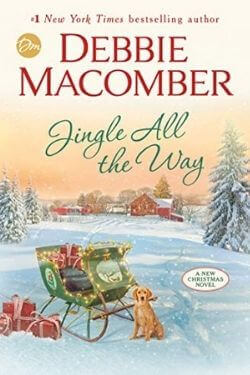 book cover Jingle All the Way by Debbie Macomber