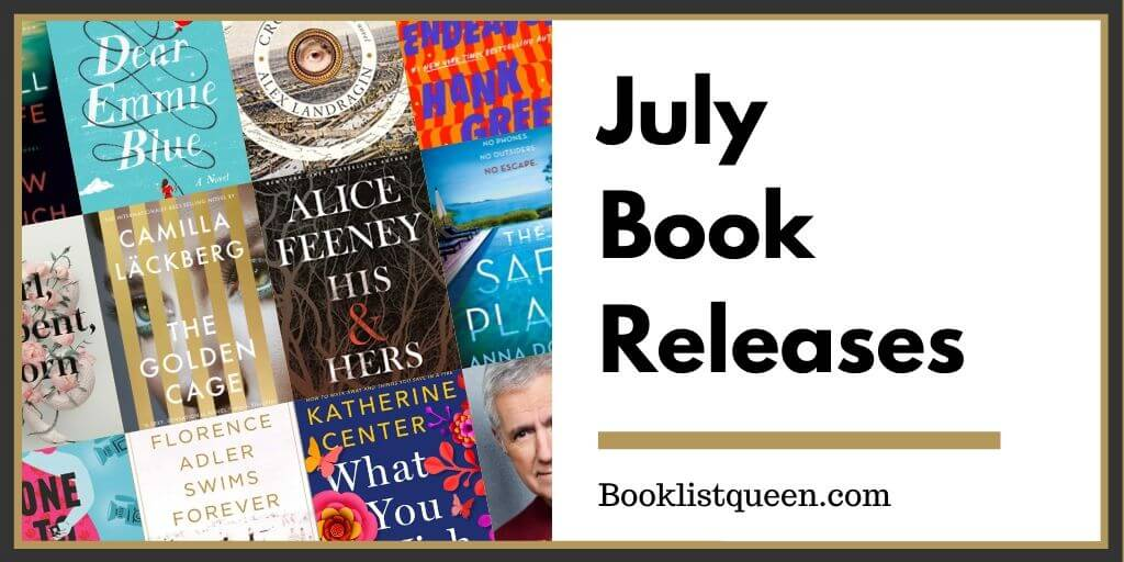 July 2020 Book Releases