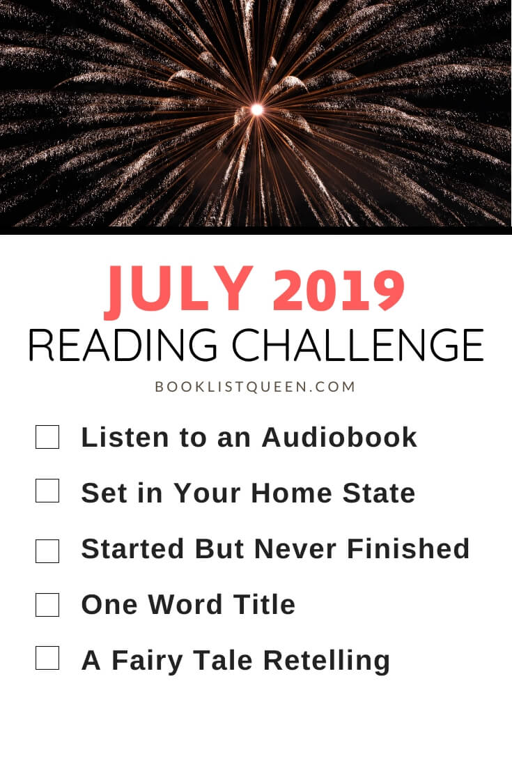 July 2019 Reading Challenge