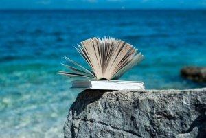 open book, blue - june 2021 book releases