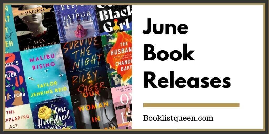 June 2021 Book Releases