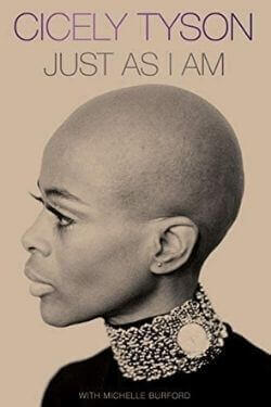 book cover Just As I Am by Cicely Tyson