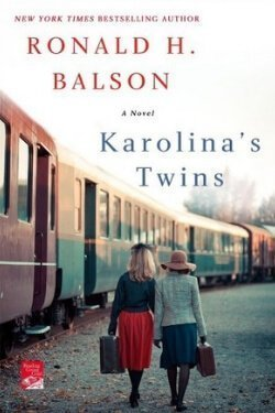book cover Karolina's Twins by Ronald H. Balson