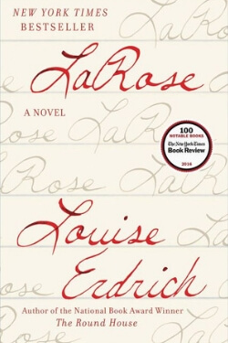 book cover LaRose by Louise Erdrich