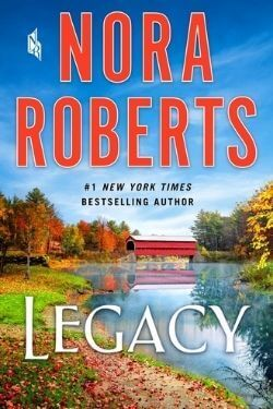 book cover Legacy by Nora Roberts