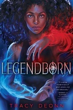 book cover Legendborn by Tracy Deonn