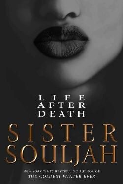 book cover Life After Death by Sister Souljah