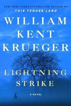 book cover Lightning Strike by William Kent Krueger
