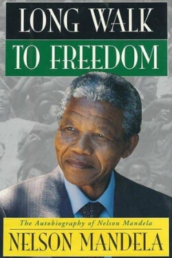 book cover Long Walk to Freedom by Nelson Mandela