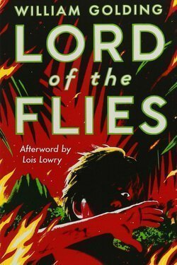book cover Lord of the Flies by William Golding