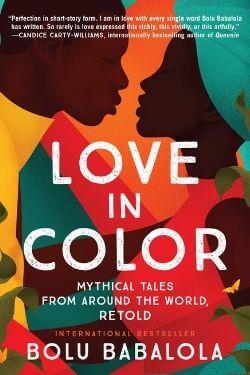 book cover Love in Color Bolu Babalola