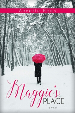 book cover Maggie's Place by Annette Haws