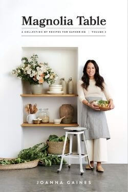 book cover Magnolia Table Volume 2 by Joanna Gaines