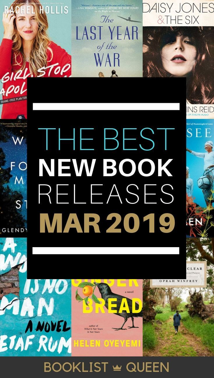 March 2019 Book Releases