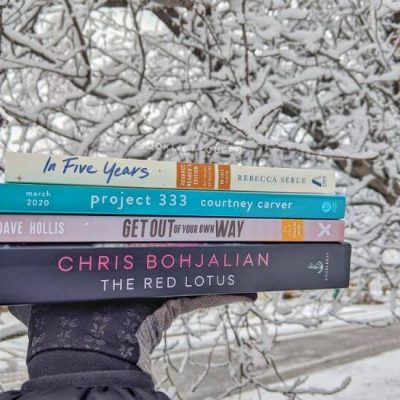 March 2020 Book Releases