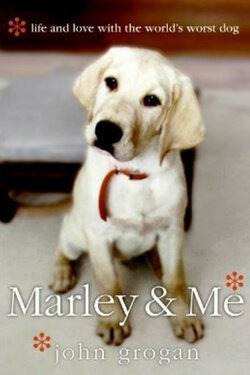 book cover Marley & Me by John Grogan