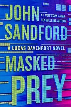 book cover Masked Prey by John Sanford