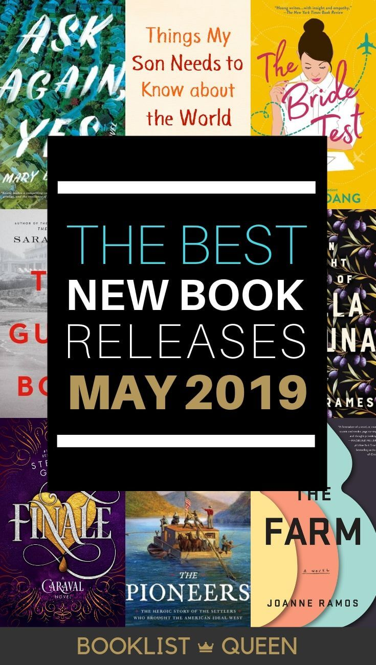 May 2019 Book Releases