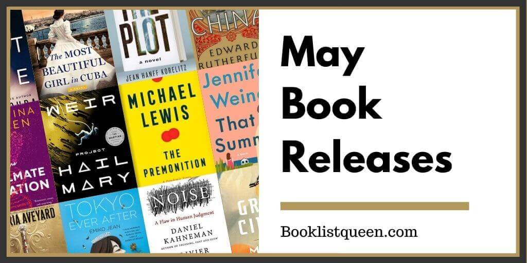 May 2021 Book Releases