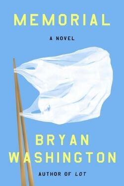 book cover Memorial by Bryan Washington