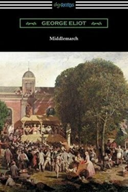 book cover Middlemarch by George Eliot