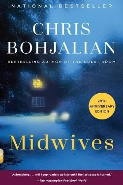 book cover Midwives by Chris Bohjalian