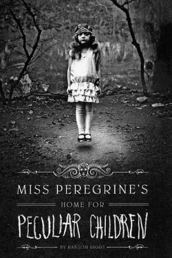 book cover Miss Peregrine's Home for Peculiar Children by Ransom Riggs