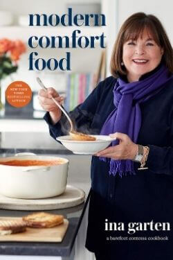 book cover Modern Comfort Food by Ina Garten