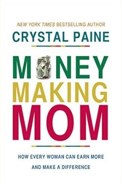 book cover Money Making Mom by Crystal Paine