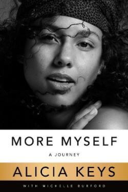 book cover More Myself by Alicia Keys