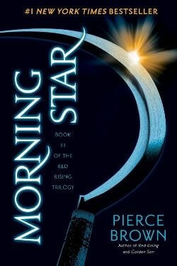 book cover Morning Star by Pierce Brown