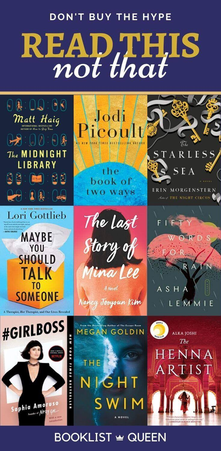 Read This Not That: Most Overrated Books