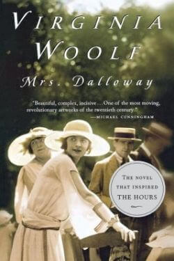 book cover Mrs. Dalloway by Virginia Woolf